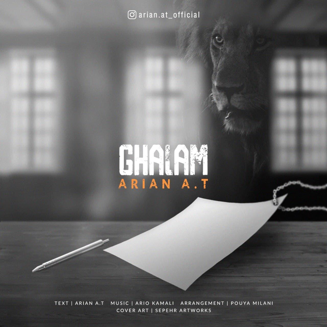 Arian A.T - Ghalam