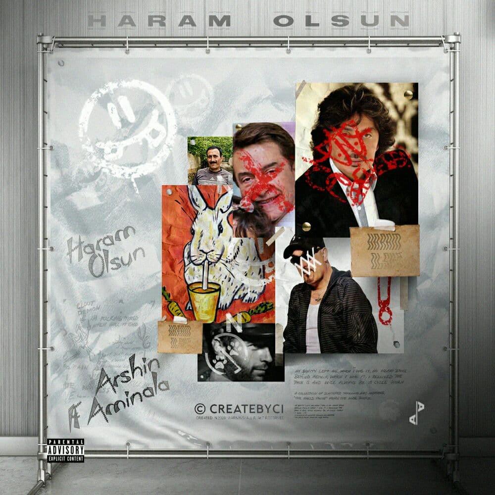 Arshin Ft AminAla - Haram Olsun