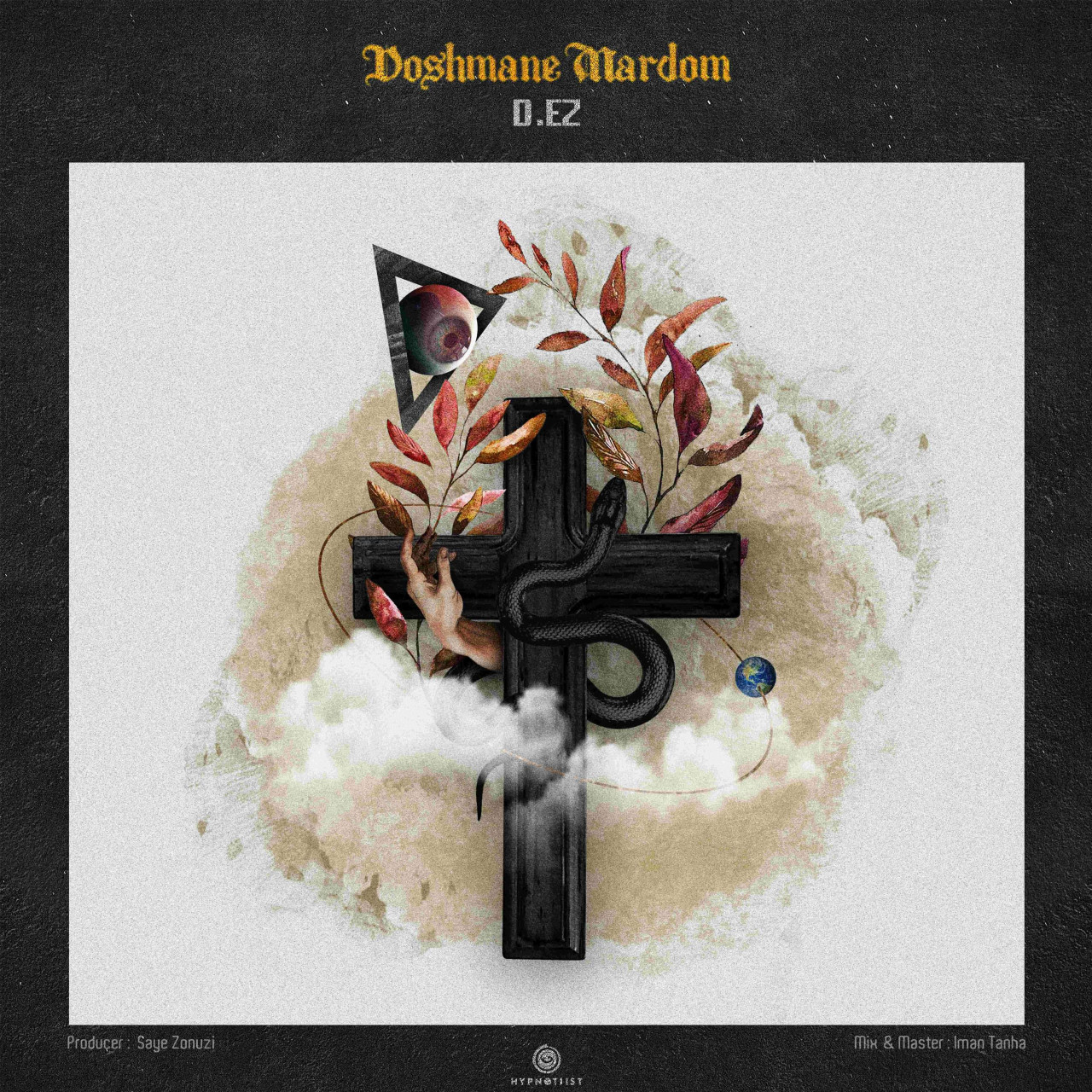D.Ez - Doshmane Mardom