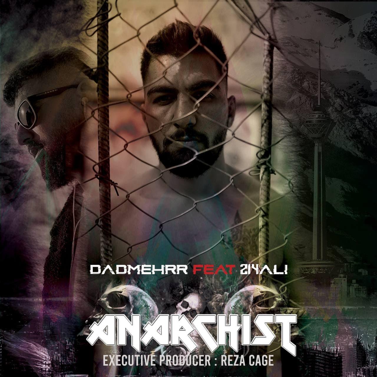Dadmehr Ft 214Sarbaz - Anarchist