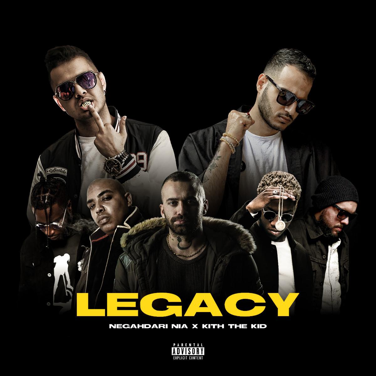 Kith The Kid & Amir Hossein Negahdari Nia - Legacy