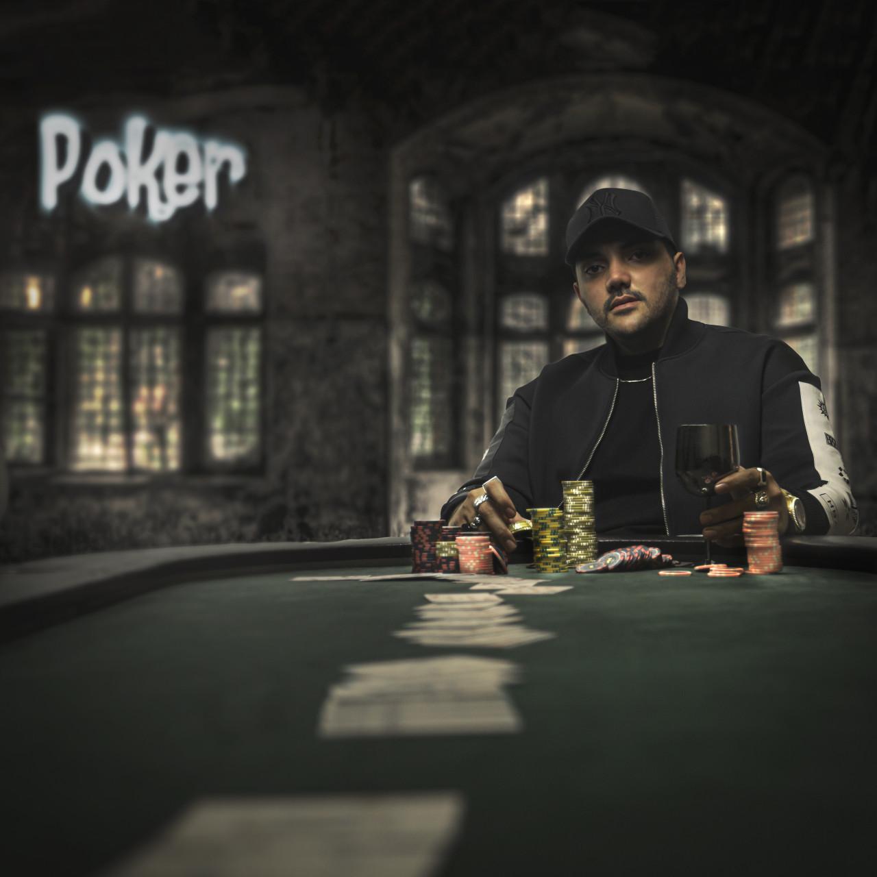 Mehdi Asna - Poker