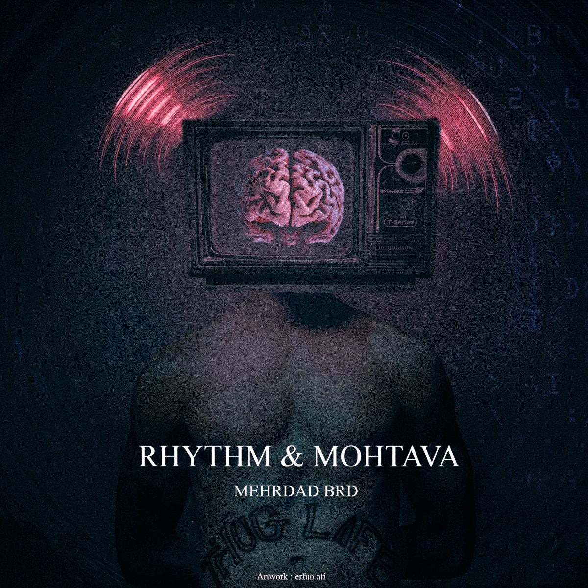 Mehrdad B.R.D - Rhythm & Mohtava Album