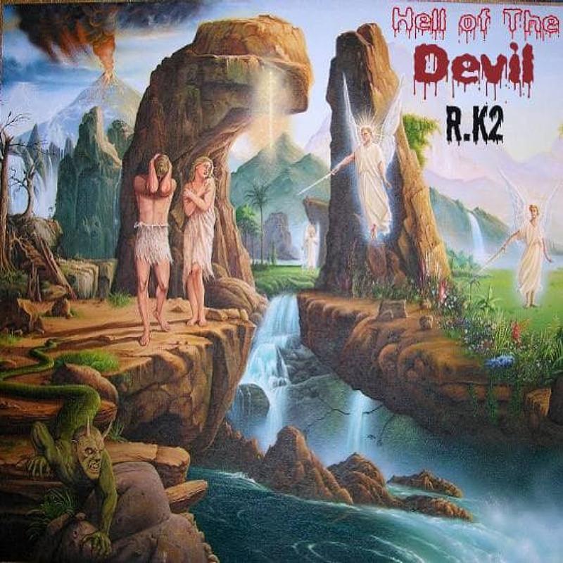 Reza K2 - Hell Of The Devil