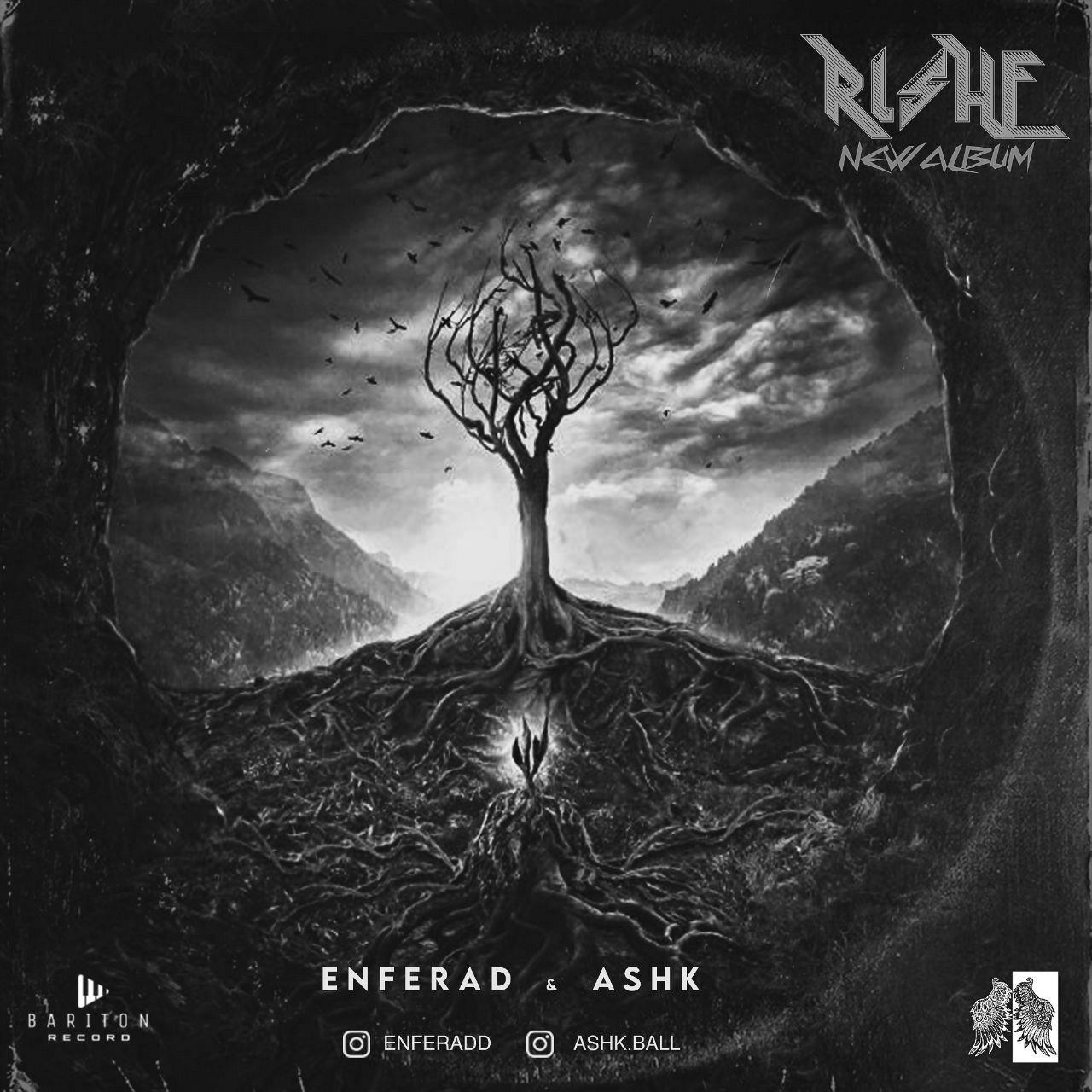 Enferad & Ashk - Rishe Album