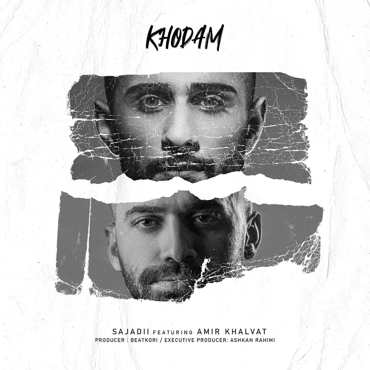 Sajadii Ft Amir Khalvat - Khodam