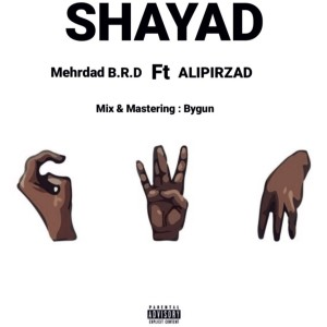 آهنگ شیاد از علی پیرزاد و مهرداد B.R.D