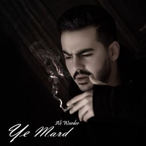 آهنگ یه مرد از علی واردر