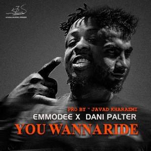 آهنگ You Wanna Ride از دنی پالتر و اِمودی