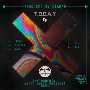 آلبوم بیکلام از KiaMan به نام TODAY