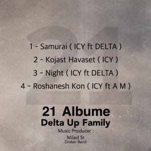 آلبوم 21Albume Delta Up Family از ICY