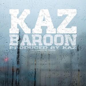 آهنگ بارون از کذ