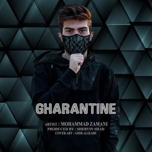 آهنگ قرنطینه از محمد زمانی