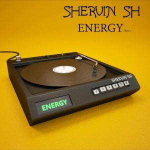 آلبوم انرژی از شروین SH
