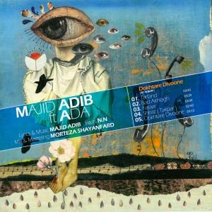 آلبوم دختر دیوونه از مجید ادیب