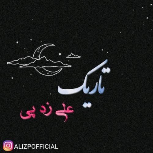 آهنگ تاریک از علی زد پی