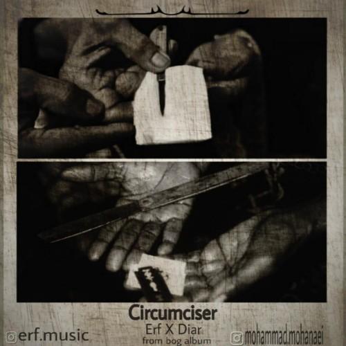 آهنگ Circumciser از عرف به همراهی دیار